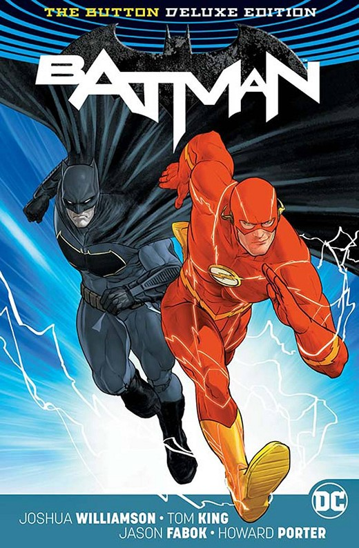 BATMAN THE BUTTON DELUXE EDITION [CARTONE] | Akira Comics  - libreria donde comprar comics, juegos y libros online