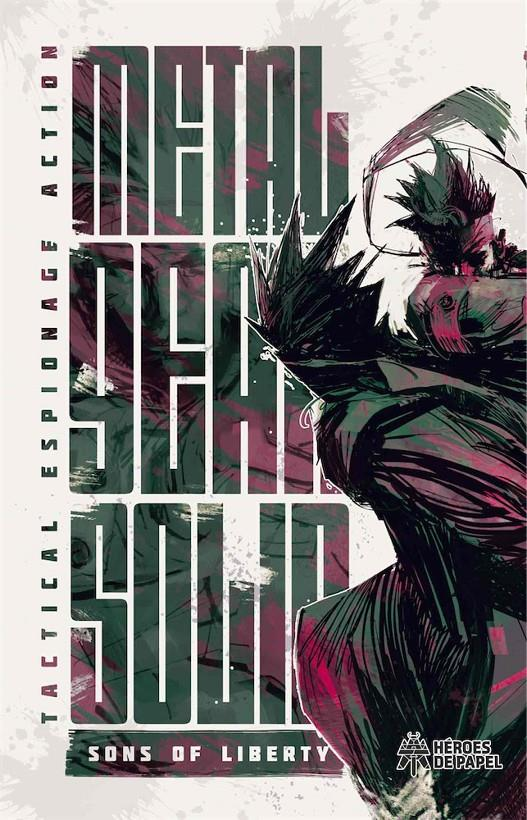 METAL GEAR SOLID: SONS OF LIBERTY [CARTONE] | FRACTION, MATT | Akira Comics  - libreria donde comprar comics, juegos y libros online