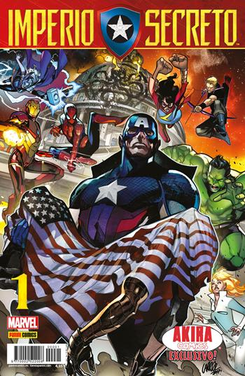 La saga Marvel