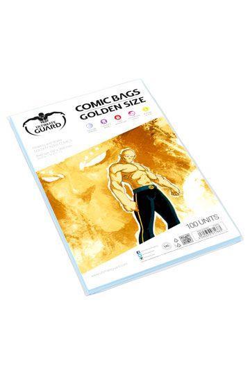6697346c6 BOLSAS PARA COMICS TAMAÑO GOLDEN (ULTIMATE GUARD) [PAQUETE 100 UDS] | Akira  Comics - libreria donde comprar ...