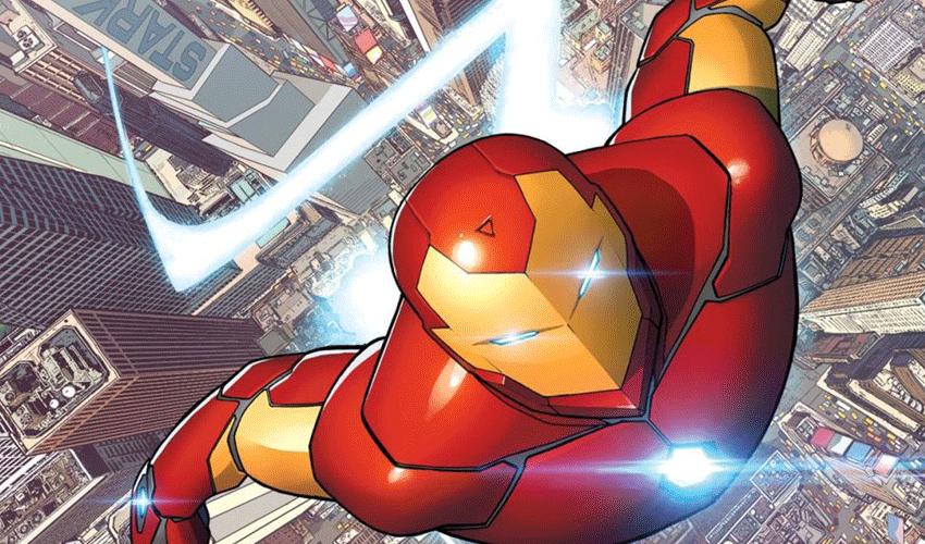 Iron Man Historia Del Vengador Dorado De Marvel Blog
