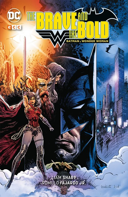 BRAVE AND THE BOLD, THE: BATMAN Y WONDER WOMAN [CARTONE] | SHARP, LIAM | Akira Comics  - libreria donde comprar comics, juegos y libros online