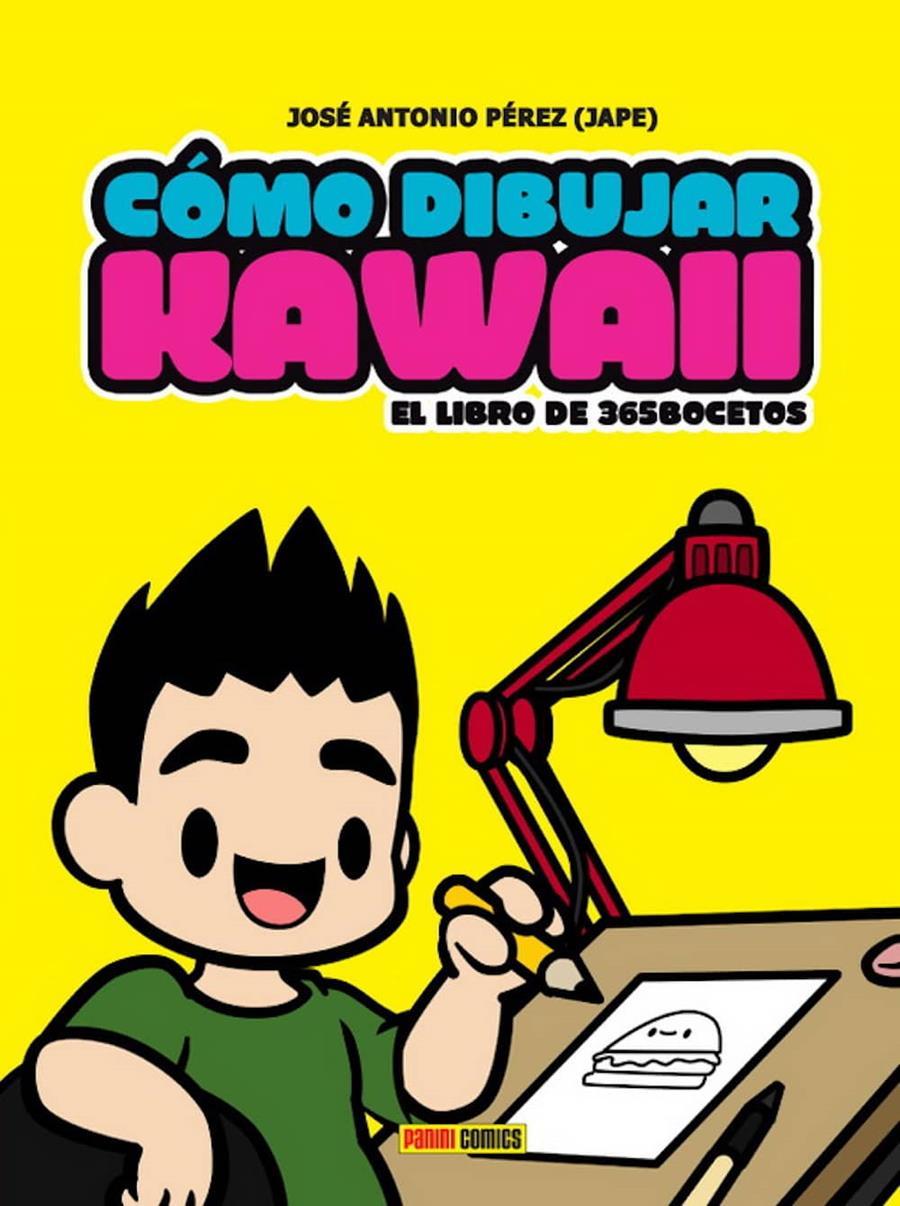 Como Dibujar Kawaii Cartone Perez Jose Antonio Akira Comics