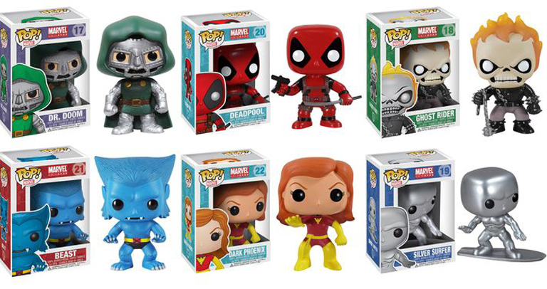 Marvel Funko Pop!