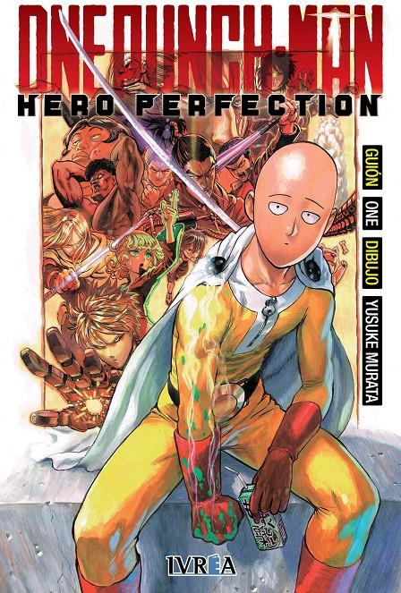 ONE PUNCH-MAN: HERO PERFECTION [RUSTICA] | ONE / MURATA | Akira Comics  - libreria donde comprar comics, juegos y libros online