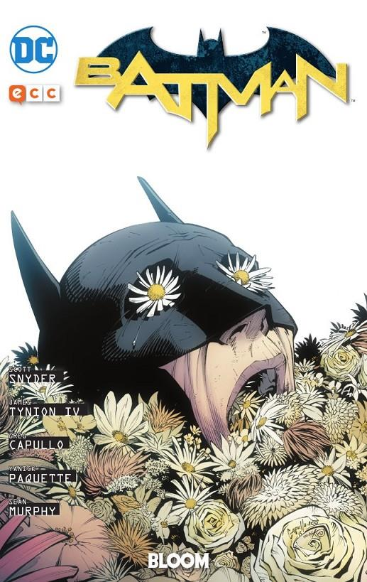 BATMAN (NEW 52) VOLUMEN 8: BLOOM (46-50 USA)[CARTONE] | SNYDER, SCOTT / TYNION IV, JAMES | Akira Comics  - libreria donde comprar comics, juegos y libros online