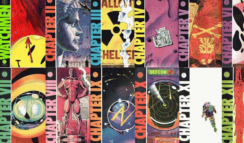 Watchmen, ¿el mejor cómic de superhéroes de la historia?